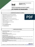 Fispq Solucao Padrao Manganes - Pap.as-6368