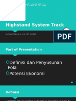 Highstand System Track Barra
