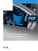 Eaton Fluid Purifier Systems and Oil Service Equipment Brochure en LowRes