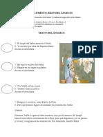 Documento, Rezo Del Ángelus. Tema 9. 3. c.l.