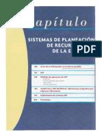 3er Examen - Capítulo 14 - Sistemas de Planeación de Recursos de La Empresa