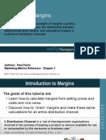 Calculating Margins