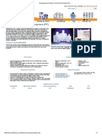 Polypropylene Properties _ Technical Information (PP)