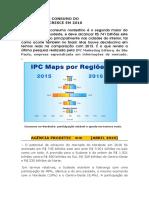 Estudos e Pesquisas Potencial de Consumo Do Nordeste Decresce Em 2016