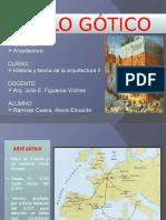 Trabajo 02 - Ramirez Cueva Alexis -Catedral de Chartres -31.03.17-Pptm