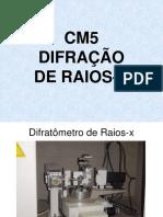 20170310_CM_05_Difracao_de_raios_X_2017_Prof_Couto.pdf