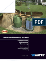 Rainwater Harvesting Systems - us water systems
