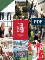 HNU Travel Brochure 2017