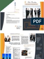 Leadership & Team Building Course Brochure