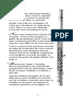 Instrument Care Flute