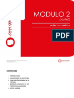 Modulo 2 -Quimica Cosmética 2