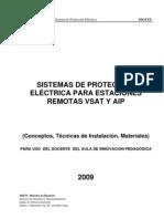 Manual de Sistemas de Proteccion Electrica v2009