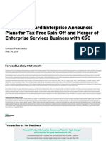 Hpe Es Csc Announcement
