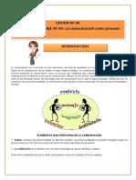 Guia Semana 06- La Comunicación Como Proceso