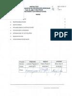 BEC-I-S-01.001.00 Uso de Protección Monogas y Multigas Rev.07