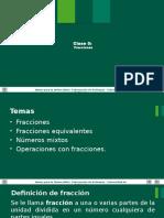 AYT-Clase 0 Fracciones
