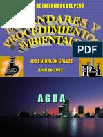 MODULO II - Estándares y Procedimientos Ambientales