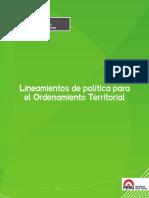 Lineamientos Politica OT