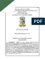 05bg113 - Padrões básicos de TAF para ingresso na PMRN.doc