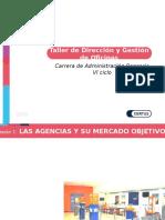 PPT TALLER DIRECCION DE AGENCIAS CAB VI CICLO.pptx