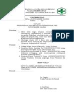Sk Pemeliharaan Dan Pemantauan Lingkungan Fisik Puskesmas - Copy