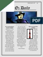 celeberty gossip newspaper
