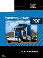 Western Star Driver's Manual