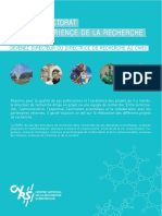 CNRS Metiers Fiches