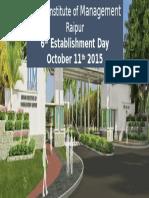Establishment Day PPT