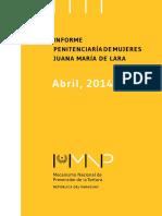 JuanaLara 1er informe