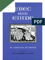 Erec and Enide by Chrétien de Troyes