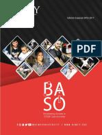 Dewey Today  BASO Edición Especial 2016 - 2017