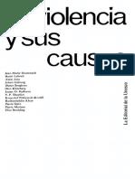 La violencia y sus causas. UNESCO.pdf