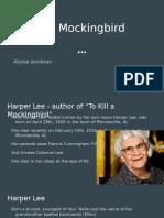 to kill a mockingbird slides