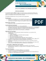 Diseño y desarrollo de examenes