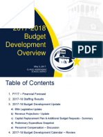 El Paso school district budget overview presentation