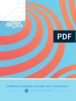 Chronicle Books UK Autumn 2017 Catalogue