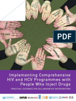Implementing Comprehensive Hiv and Hcv Programmes With People Who Inject Drugs Practical Guidance for Collaborative Interventions