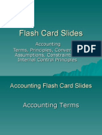 Flash Card Slides