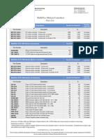 Multiflex 1040 Price List