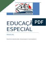Manual Educação Especial