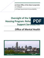 Oversight of the Supported  Housing Program