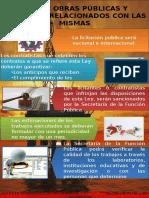 Cartel Ley de Obras Publicas
