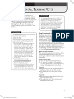 FOG 4th Edition General Teaching Notes -M01 FOG TM L05 9974 GTN