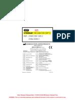 Incubador Sterrad Show-document