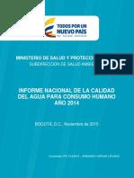 Informe Inca 2014