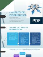 Canales de distribución1