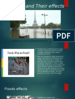 floods and their effects