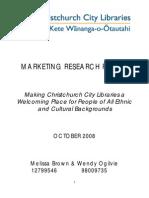 Cultural Research