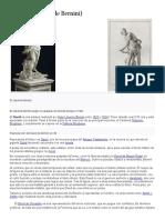 El David  de Bernini
